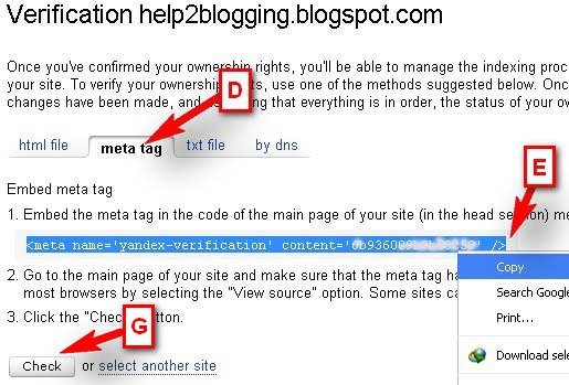 how to register url with search engines