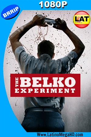 The Belko Experiment (2016) Latino HD 1080P ()