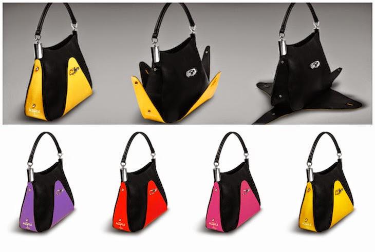 Italian transforming Bag : Manta-49036-fashionamy