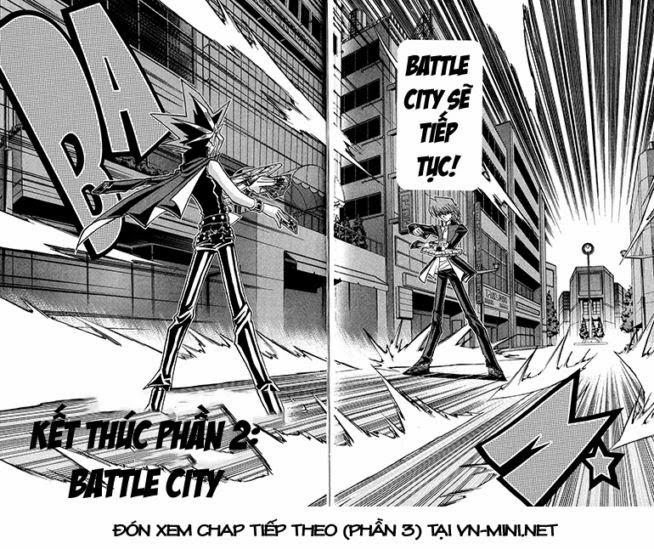 YUGI-OH! chap 278 - một cuộc hành trình mới trang 19