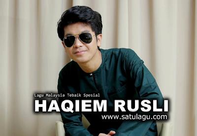 Download Lagu Malaysia Haqiem Rusli Mp3 Paling Populer Tahun 2019