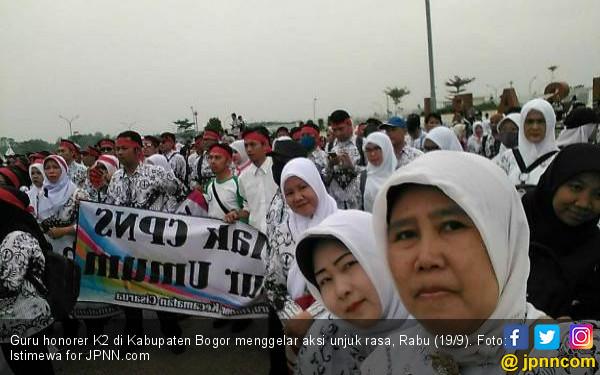 Pengin Tahu Jumlah Guru Honorer se-Indonesia? Wouw!
