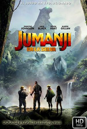 Jumanji: En La Selva [1080p] [Latino-Ingles] [MEGA]