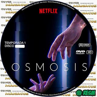 GALLETA - [SERIE NETFLIX] OSMOSIS - 2019 - TEMPORADA 1 [COVER DVD]