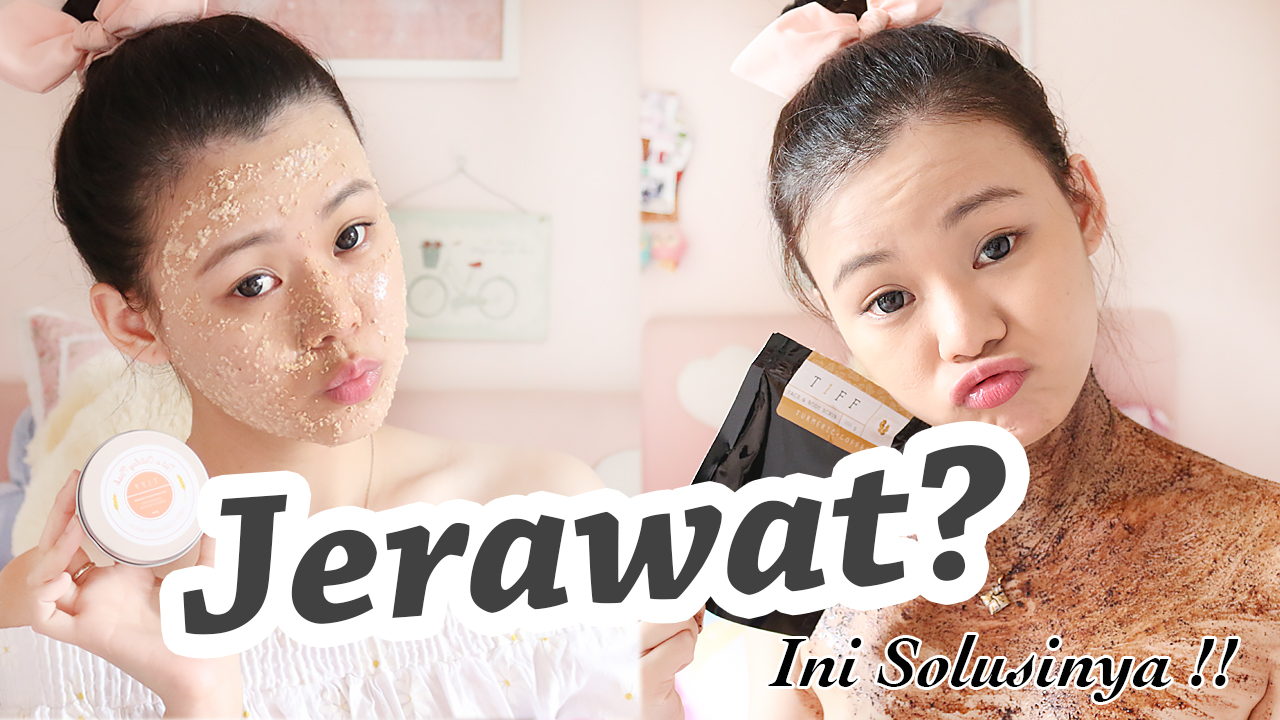 natural skincare, jerawat, acne, solusi jerawat, acne skincare, tiff body, homemade skincare, skicnare natural