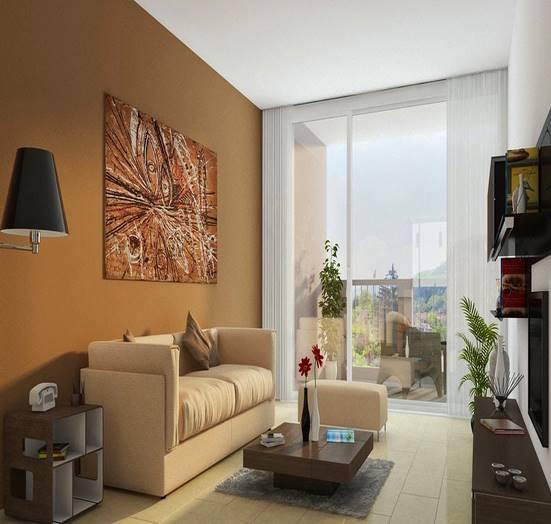 10 Inspirasi Desain Interior Ruang Keluarga Minimalis