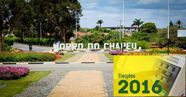 Eleições 2016:Confira como foi a Votação Completa por Seção em Morro do Chapéu