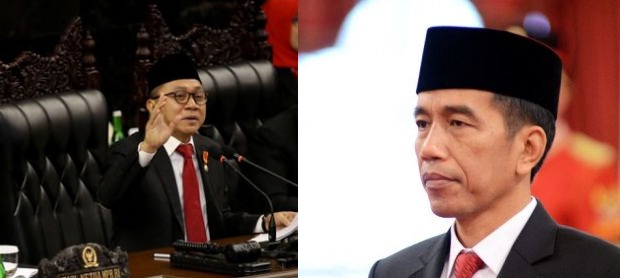 Pemerintahan Jokowi Luar Biasa, Ketua MPR Beri Pujian dan Berterima Kasih