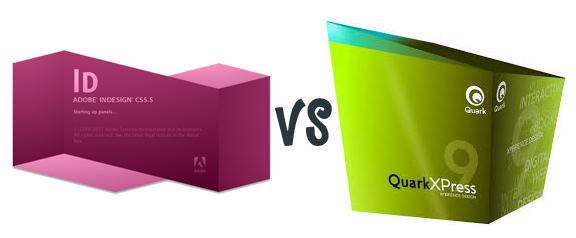 Krug's Studio: InDesign 5 5 vs  QuarkXpress 9 5