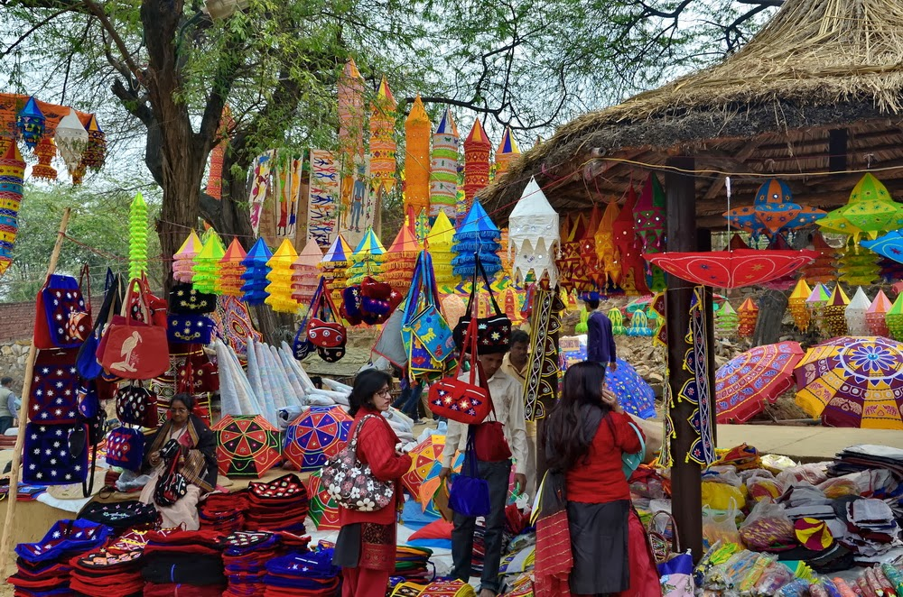 Suraj Kund Mela Crafts