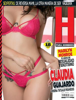 Claudia Guajardo - H para Hombres 2017 Junio (71 Fotos HQ)
