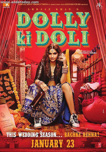 Dolly Ki Doli 2015 Hindi DVDRip 720p 350MB