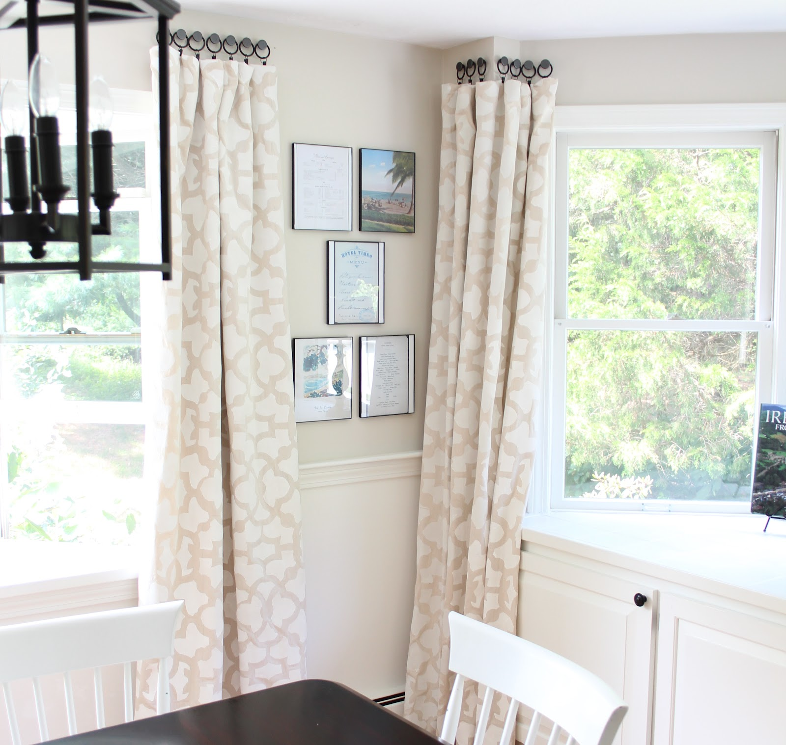 Inspirations For Bay Window Dressing