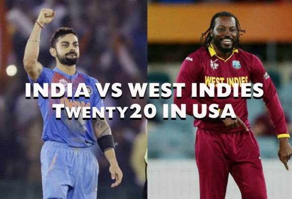 Try These India Vs West Indies T20 Match In Florida Tickets