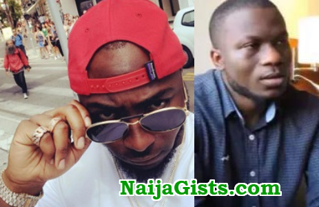 davido beat kunle churchill brother