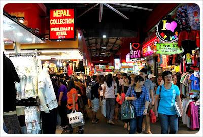 bugis street, tempat belanja murah di singapore, belanja murah di singapore, liburan murah di singapore,