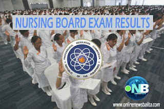LIST OF PASSERS: June 2017 Nursing Licensure Examination (NLE) Results