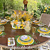 Welcome Summer With Lemonlicious Tablescape