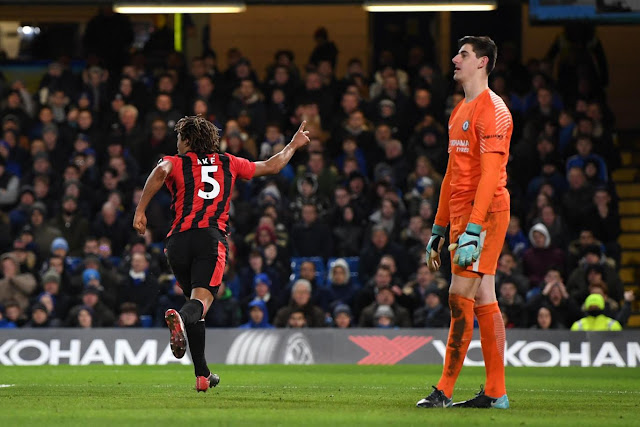 Chelsea 0-3 Bournemouth: We ve had our night out let s go home.