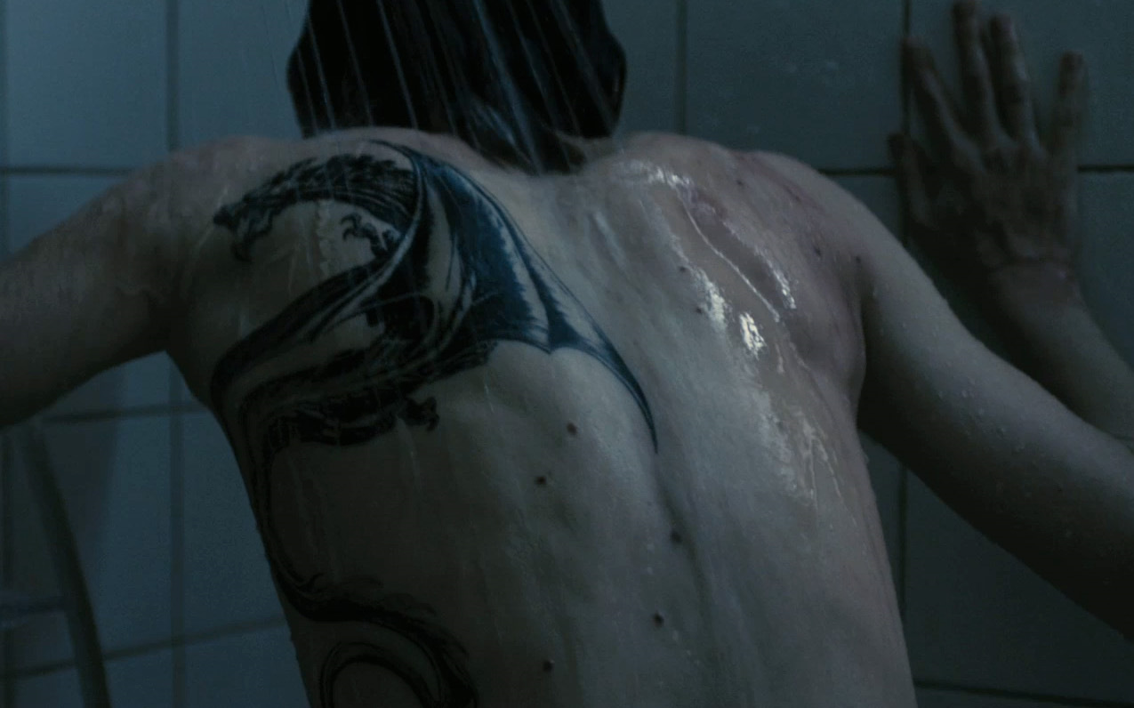 Girl with dreada big ass and richard ramerizez tatoo Dell On Movies The Girl With The Dragon Tattoo 2011