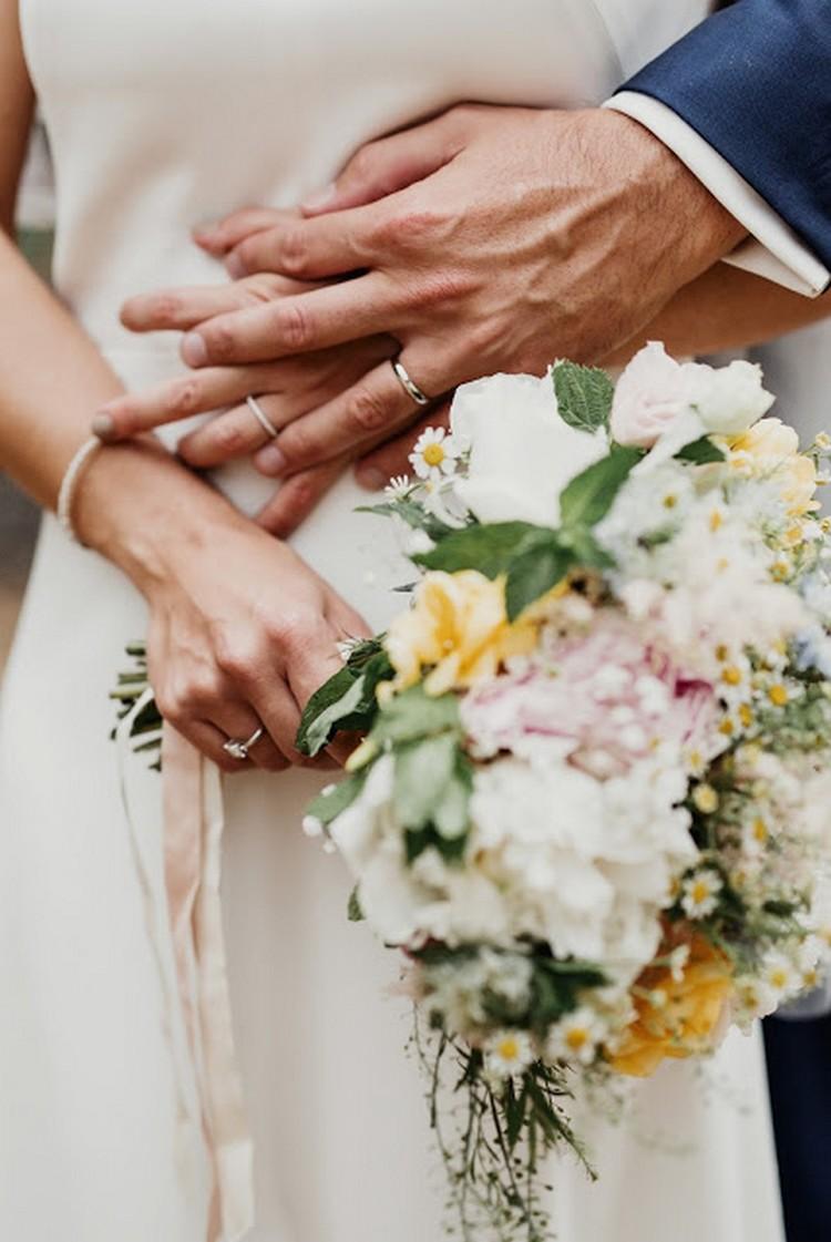 Marie Laporte, Olympe Lyon, fleuriste mariage Lyon, bridesbouquet, mariage chic, château de Janzé