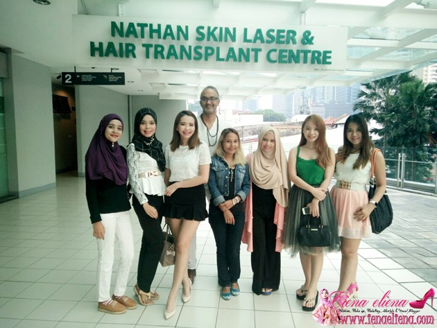 Bloggers Evening with Esteemed Dermatologist and Hair Transplant Surgeon - Dr. Ruban Nathan
