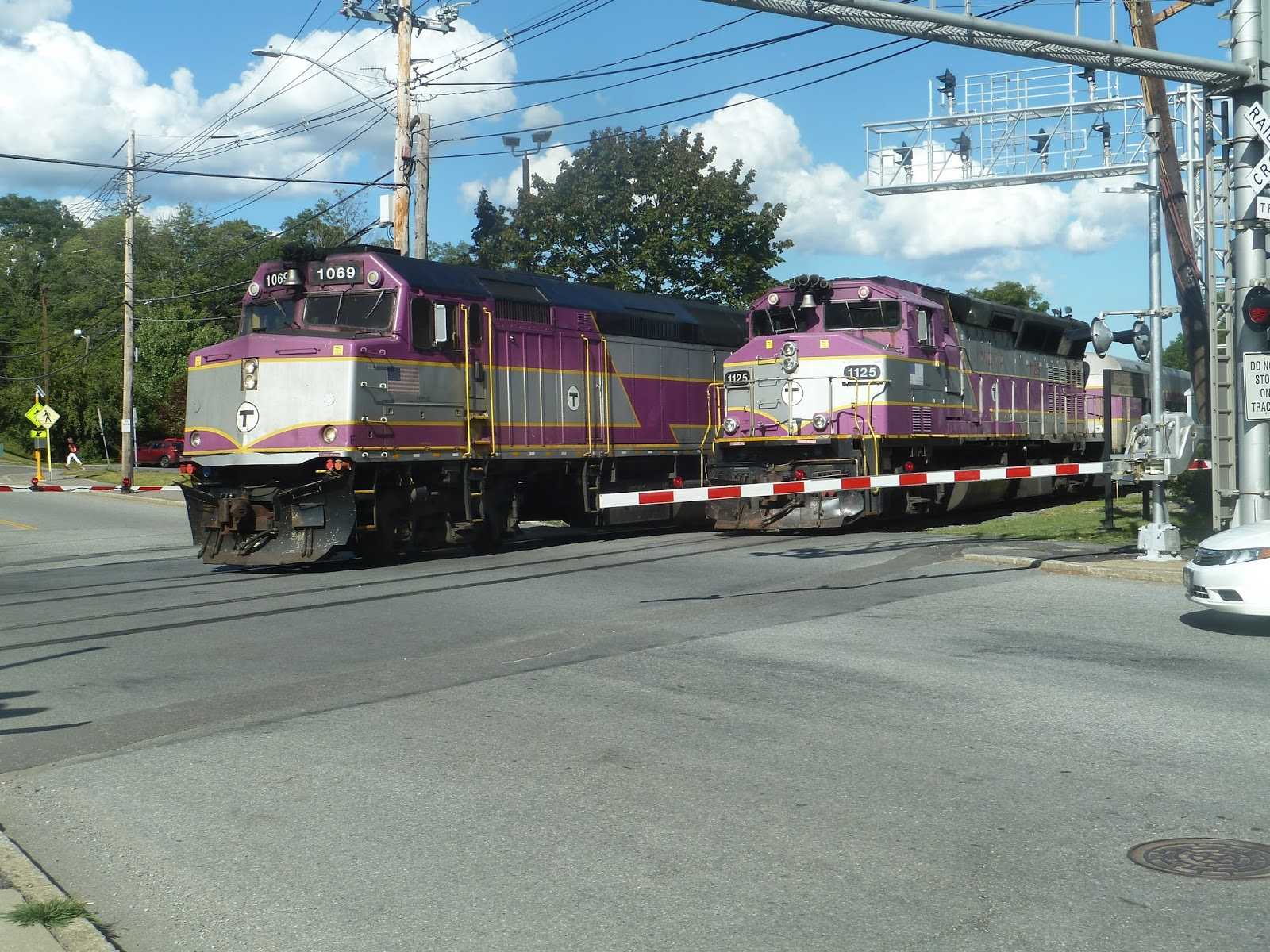 Miles on the MBTA: Brandeis/Roberts