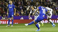 بهدف وحيد اشبيلية يحقق الفوز على فريق بلد الوليد في الدوري الاسباني
