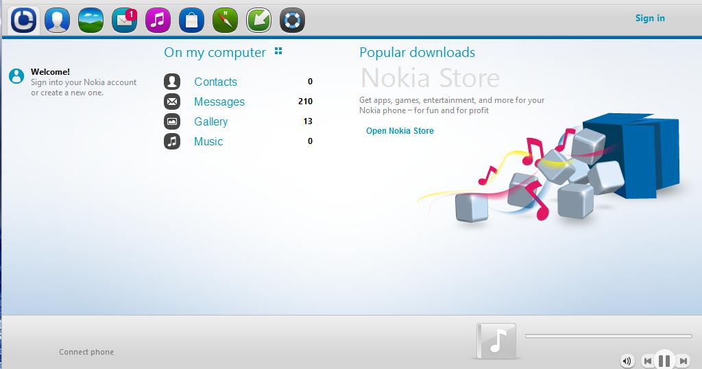 Nokia PC Suite For Windows 10 Download