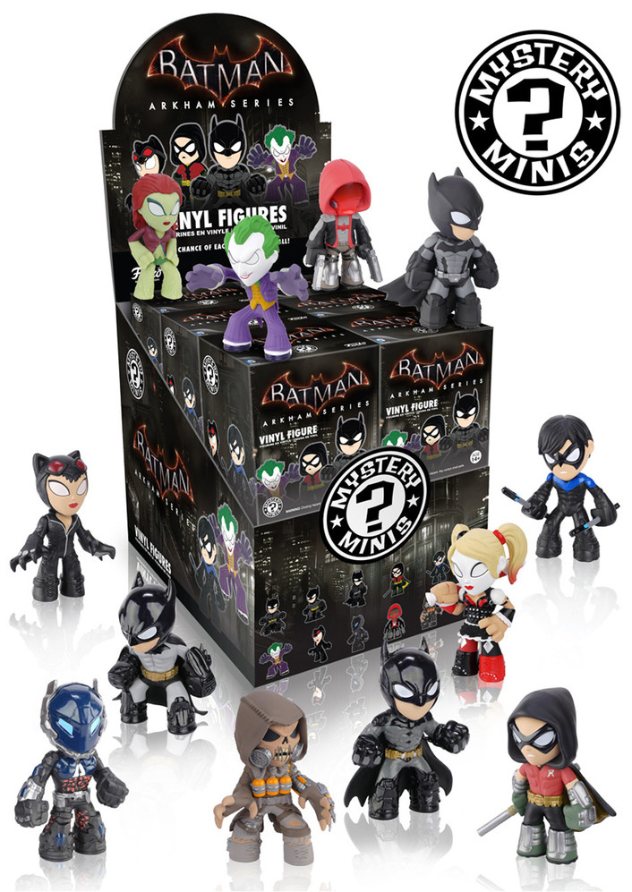 Acd Distribution Newsline New From Funko Batman Arkham