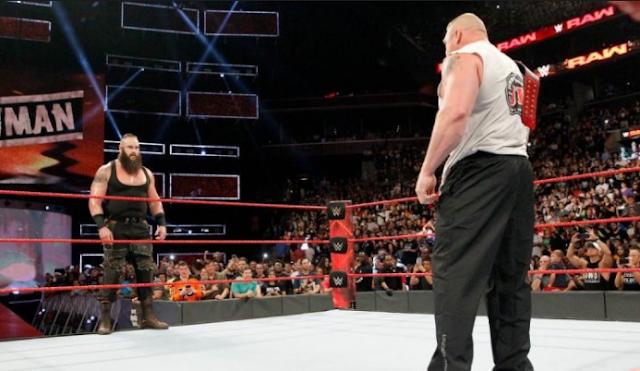 Brock Lesnar Vs Braun Stroman Live Stream