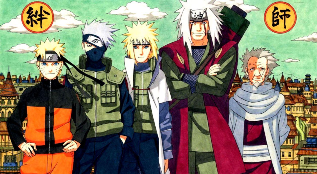 Naruto Manga Full Picture Wallpapers Hd Wallpapers Supreme