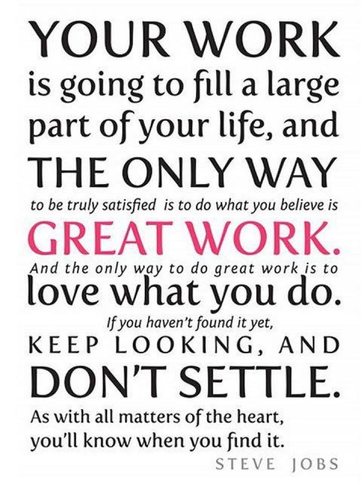 Quote Of The Day Work   Famous Quotes