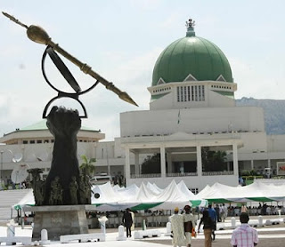 BREAKING: PANIC As Legislative Aide Collapses, Dies at National Assembly Gate