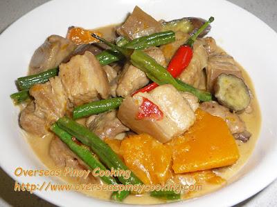 Ginataang Pinakbet Recipe