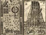 Levantando el obelisco