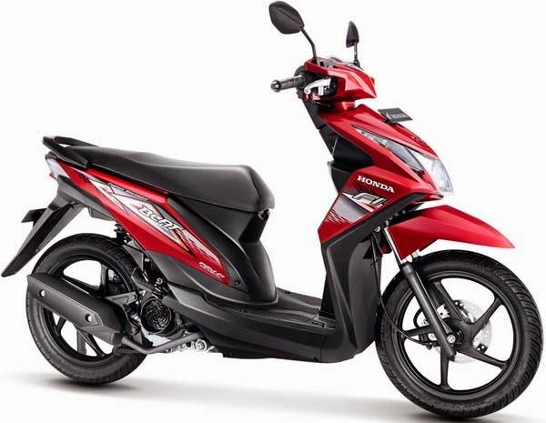 Harga Honda Beat FI