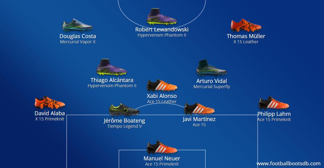 Adidas Bayern Munich Shoes