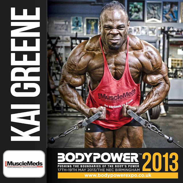 Rock Body Fitness Weight Lifting Exercises Kai Greene