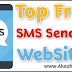 Top Free SMS Sending Websites