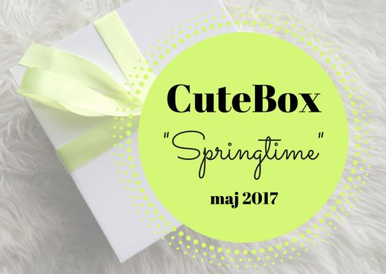"OPENBOX | CUTEBOX ""SPRINGTIME"" MAJ 2017"
