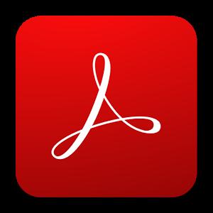 ဖုန္းထဲမွာ PDF စာအုပ္ေတြဖတ္နိုင္မယ့္ Adobe Acrobat Reader v16.0 Apk