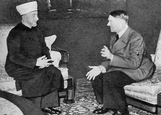 Le Grand Mufti de Jérusalem a bien conseillé Hitler sur la destruction des juifs d'Europe (vidéo) dans Europe le%2Bgrand%2Bmufti%2Bet%2Bhitler