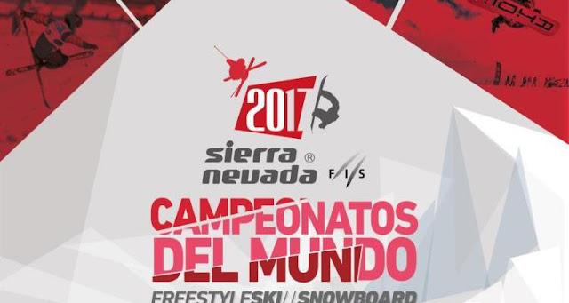 ESQUÍ ACROBÁTICO - Mundial 2017 (Sierra Nevada, España)