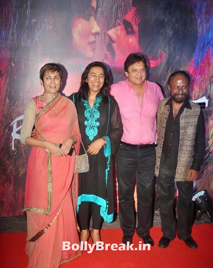 Deepa Sahi, Ketan Mehta, Photos from 'Rang Rasiya' Premier