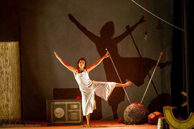 Escena de la obra de La Rous Teatro