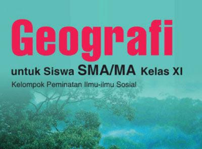 Contoh Soal PG Geografi Kelas XI Semester 1 Beserta Jawaban
