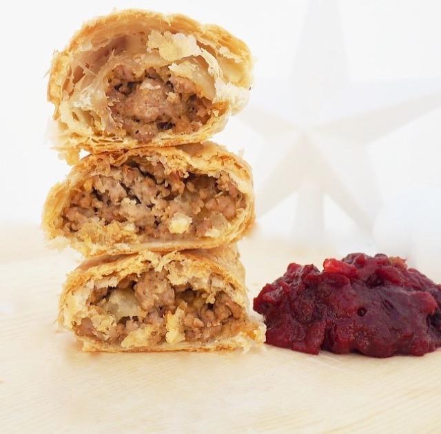 turkey and stuffing rolls