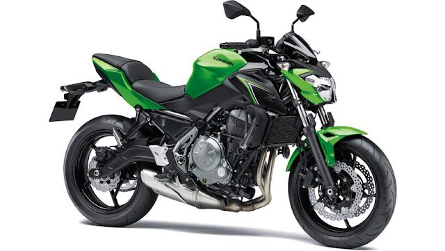 Kawasaki Z650 ABS 2017