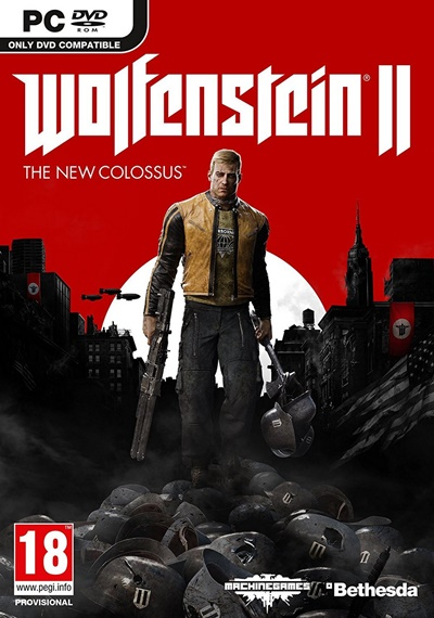 โหลดเกมส์ Wolfenstein II: The New Colossus